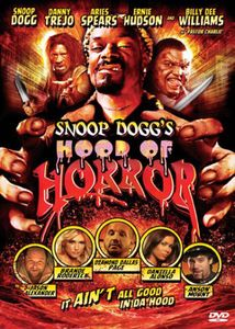 Snoop Dogg's Hood of Horror (Edited Cover)