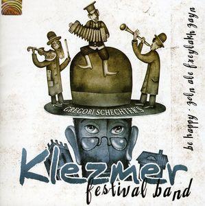 Gregori Schechters Klezmer Festival Band