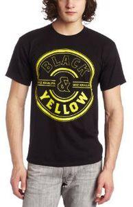 Wheel Men Standard T-shirt Black - M