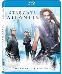Stargate Atlantis: Season Five