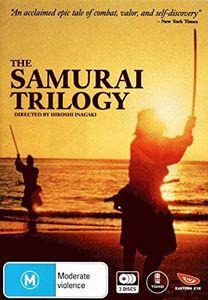 Samurai Trilogy [Import]