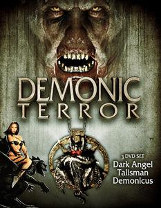 Demonic Terror: 3 DVD Set