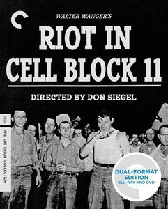 Riot in Cell Block 11 (Criterion Collection)