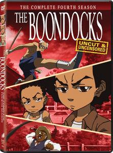 The Boondocks: The Complete Fourth Season (Uncut & Uncensored)
