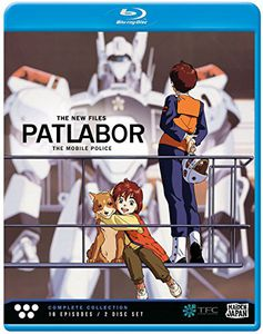 Patlabor: The New Files