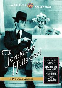 Forbidden Hollywood Collection: Volume 08