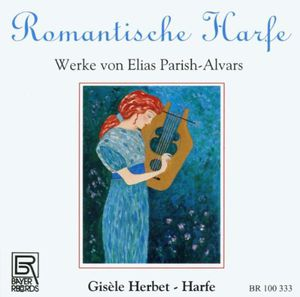 Romantic Music for Solo Harp