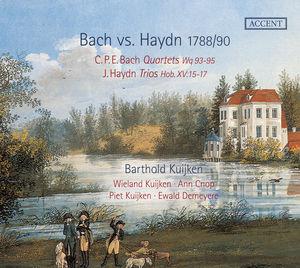 Bach Vs. Haydn 1788/ 90
