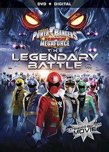 Power Rangers Super Megaforce: Legendary Battle