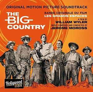 The Big Country (Les Grands Espaces) (Original Soundtrack) [Import]