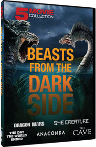 Beasts From the Darkside: 5 Movie Collection