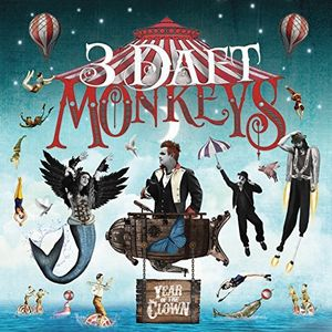 Year Of The Clown [Import] , 3 Daft Monkeys