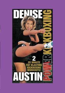 Power Kickboxing: 2 - 20 Minute Fat Blasting Kickb