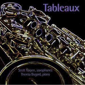 Tableaux Music for Saxophones