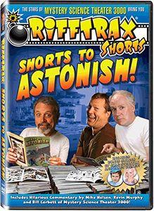 Rifftrax: Shorts To Astonish