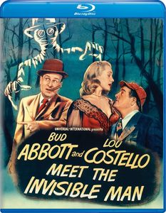 Abbott And Costello: Meet The Invisible Man