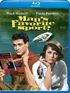 Man's Favorite Sport? , Rock Hudson