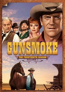 Gunsmoke: The Fourteenth Season Volume 1 , James Arness