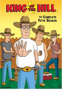 King of the Hill: The Complete 5th Season