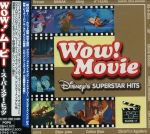 Wow! Movie-Superstar Hits /  Various [Import]