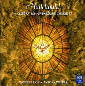 Hallelujah: Celebration of Baroque Choruses