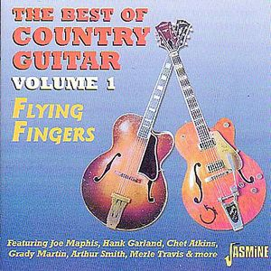 Vol. 1-Best of Country Guitar [Import] , Various Artists