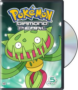 Pokémon: Diamond and Pearl: Volume 5