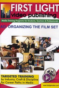Ad: Organizing the Filmset