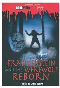 Frankenstein & the Werewolf [Import]