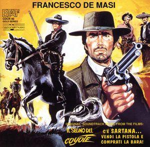 Il Segno Del Coyote (Original Soundtrack) [Import]