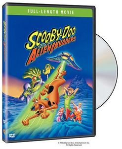 Scooby Doo and the Alien Invaders
