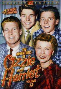 The Adventures of Ozzie & Harriet: Volume 9