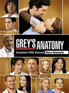Grey's Anatomy: The Complete Fifth Season