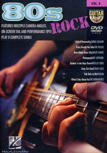 80's Rock: Volume 9