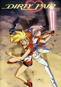 Dirty Pair Flash DVD Collection
