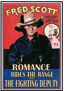 Romance Rides the Range (1936) /  Fighting Deputy