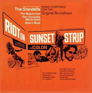 Riot on Sunset Strip (Original Soundtrack)