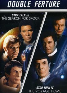 Star Trek III: The Search for Spock /  Star Trek Iv: The Voyage Home