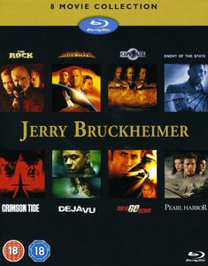 Jerry Bruckheimer Action Collection [Import]