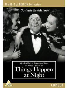 Things Happen at Night [Import]