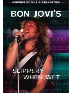 Bon Jovi-Slippery When Wet [Import]