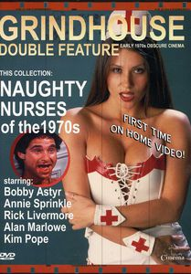 Naughty Nurses of the 1970s Grindhouse Double