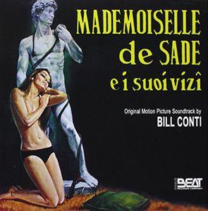 Mademoiselle de Sade E I Suoi Vizi (Juliette de Sade) (Original Soundtrack) [Import]