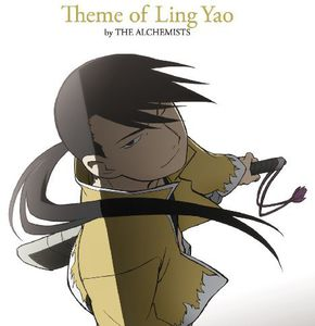 Theme of Ling Yao By the Alchemists [Import]