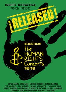 Released: Highlights of the Human Rights Concerts