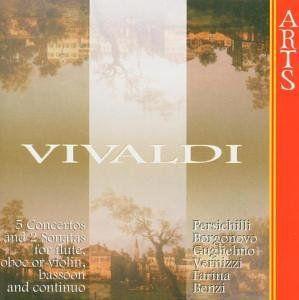5 Concertos & 2 Sonatas