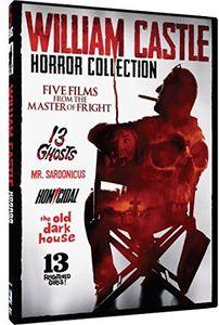 William Castle Horror Collection