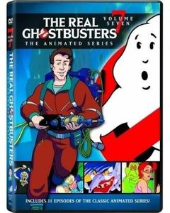 The Real Ghostbusters: Volume 7