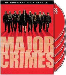 Major Crimes: The Complete Fifth Season
