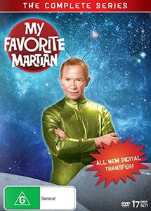 My Favorite Martian: Complete Collection [Import]